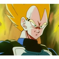 Image of Super Saiyan Vegeta