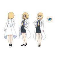 Image of Hakase (Dr. Ranpu)