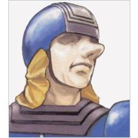 Image of Blue Mercenary