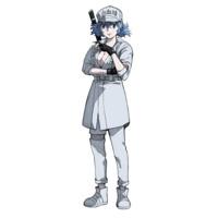 Image of White Blood Cell (1212)