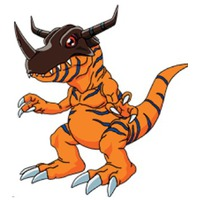 Image of Greymon