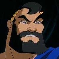 Maximillian 'Maxie' Zeus