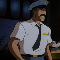 Wayne Ent. Front Desk Guard