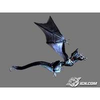 Black (Imperial) Dragon