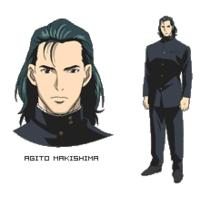 Image of Agito Makishima