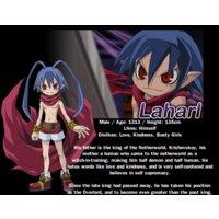 Image of Laharl