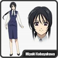 Profile Picture for Miyuki Kobayakawa