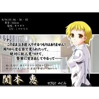 Profile Picture for Megumi Sekimoto