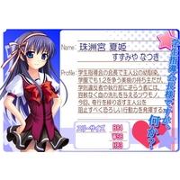 Profile Picture for Natsuki Suzumiya