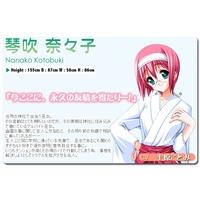 Profile Picture for Nanako Kotobuki