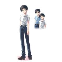 Image of Itsuki Kurusu