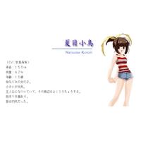 Image of Kotori Natsume