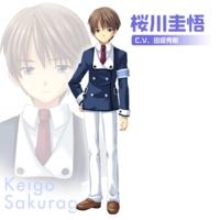 Image of Keigo Sakuraga