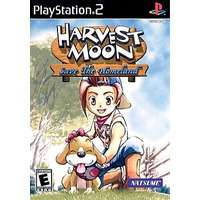 Image of Harvest moon: Save the Homeland