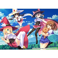The Witch of the Summer Parade Image