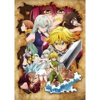 Image of The Seven Deadly Sins: Wrath of the Gods