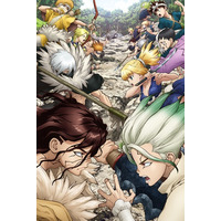 Image of Dr. Stone: Stone Wars