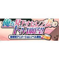 Ore o Mikudasu Celeb Tsuma no Do M Ganbou Shinkankaku Animation Novel Tsuma Kan 2
