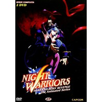 Image of Night Warriors: Darkstalkers' Revenge