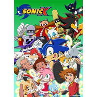 Image of Sonic X