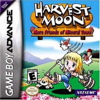 Image of Harvest Moon: More Friends of Mineral Town