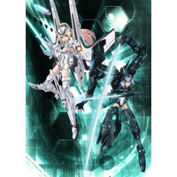Armored War Goddess Image