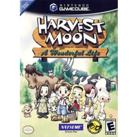 Image of Harvest Moon: A Wonderful Life