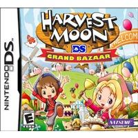 Image of Harvest Moon: Grand Bazaar