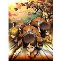 Image of Attack on Titan (Series)