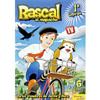 Rascal the Raccoon Image