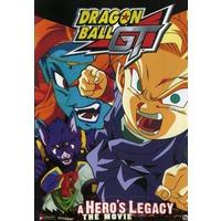 Dragon Ball GT: A Hero's Legacy Image