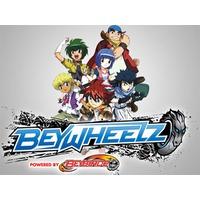Image of Beywheelz: Powered By Beyblade