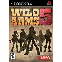 Image of Wild Arms 5