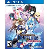 Superdimension Neptune VS Sega Hard Girls Image