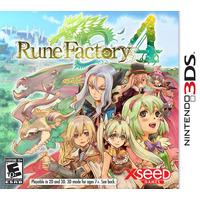 Image of Rune Factory 4