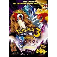 Pokemon 3: Spell of the Unown Image