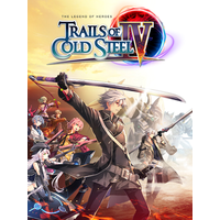 Image of The Legend of Heroes: Trails of Cold Steel IV