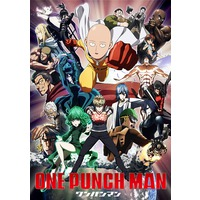One Punch Man (Series) Image