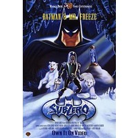 Batman & Mr. Freeze: SubZero Image