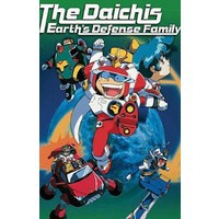 The Daichis - Earth Defence Family  Image