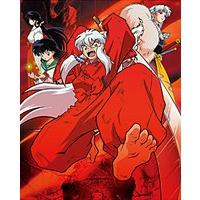 InuYasha the Movie: Fire on the Mystic Island Image