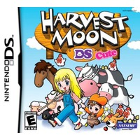 Image of Harvest Moon: DS Cute