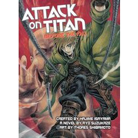 Image of Attack On Titan: Before The Fall