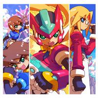 Image of Mega Man ZX