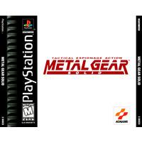 Image of Metal Gear Solid