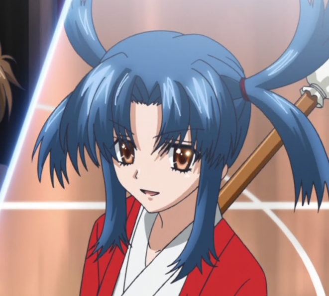 Mira from High School DxD