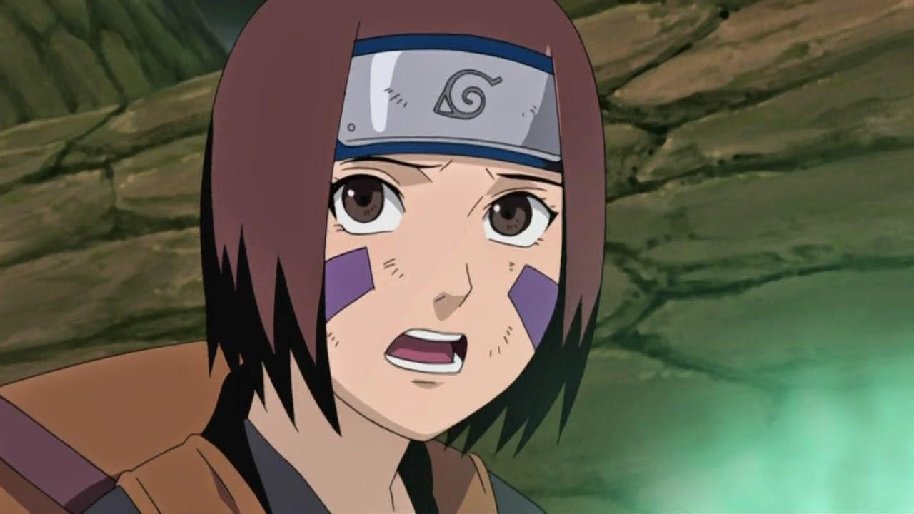 Rin Nohara from Naruto Shippuden