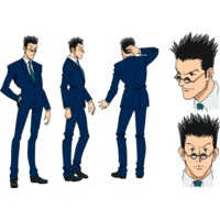 Image of Leorio Paladinight