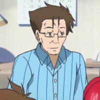 Issei's Dad