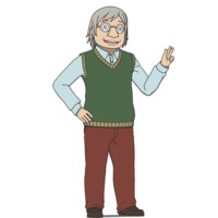 Image of Koharu's Father